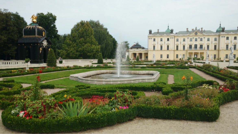 Polska, wybrane ogrody