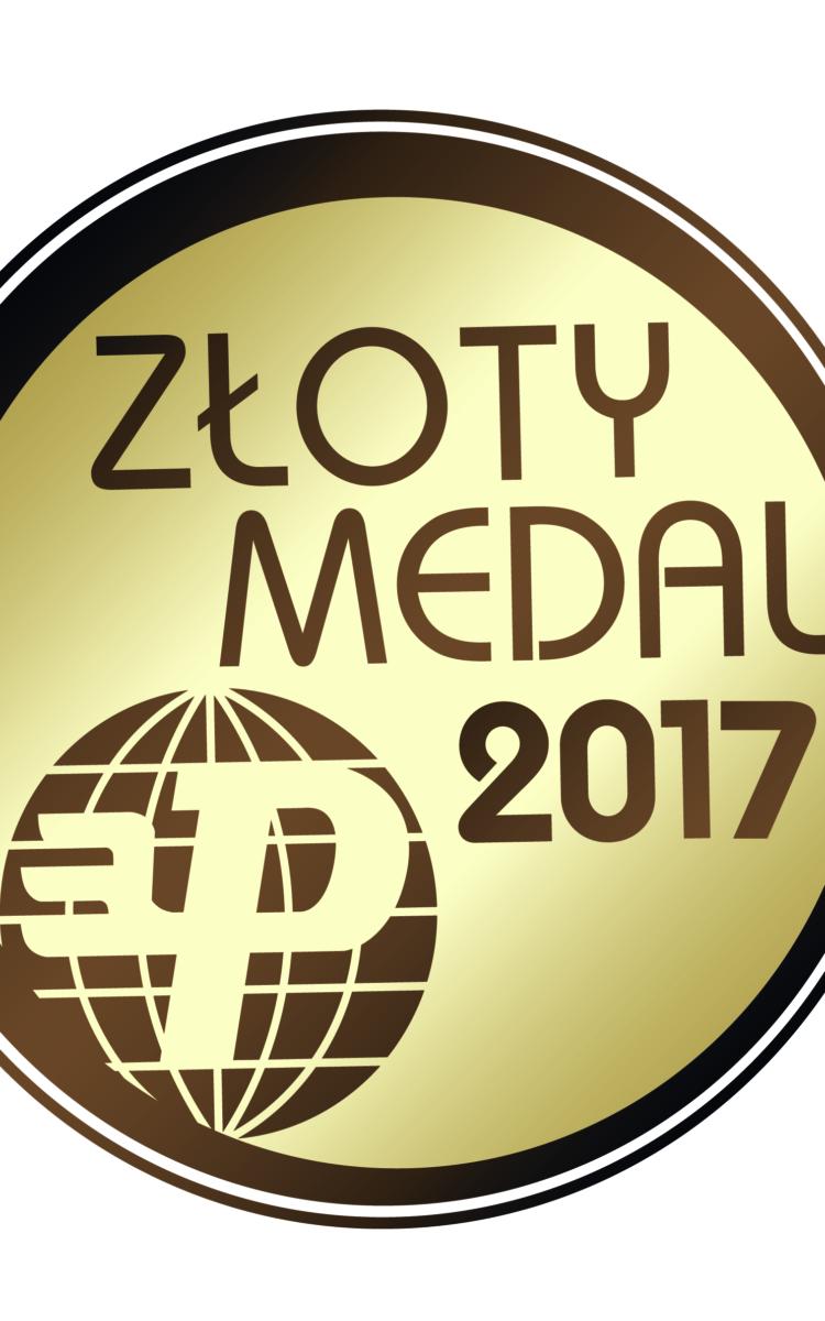 złoty-medal-2017